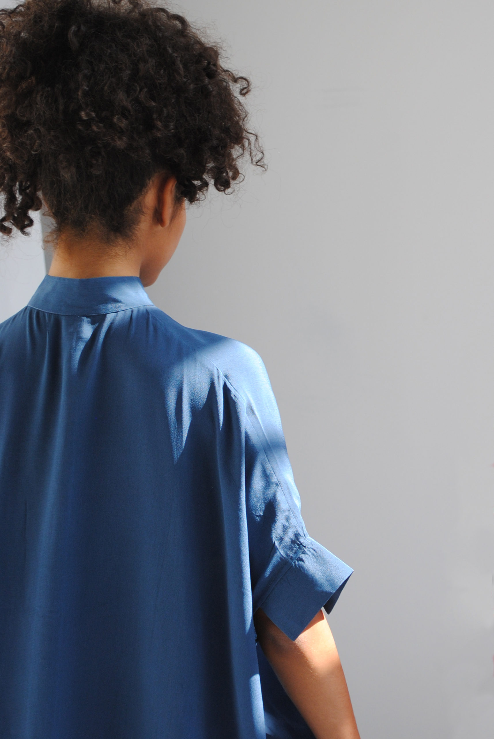 camisa LACASA azul