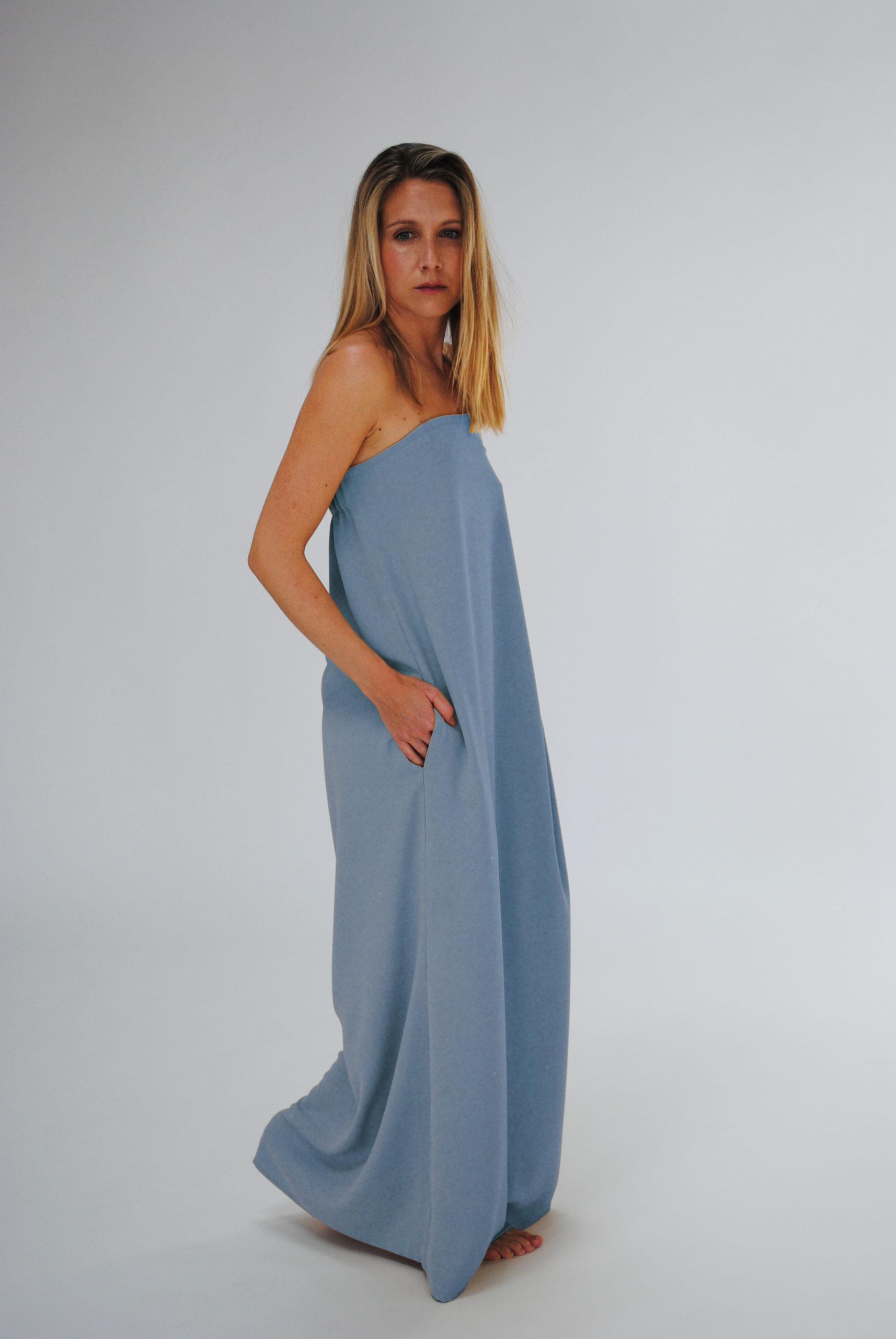 Vestido BENETTI azul
