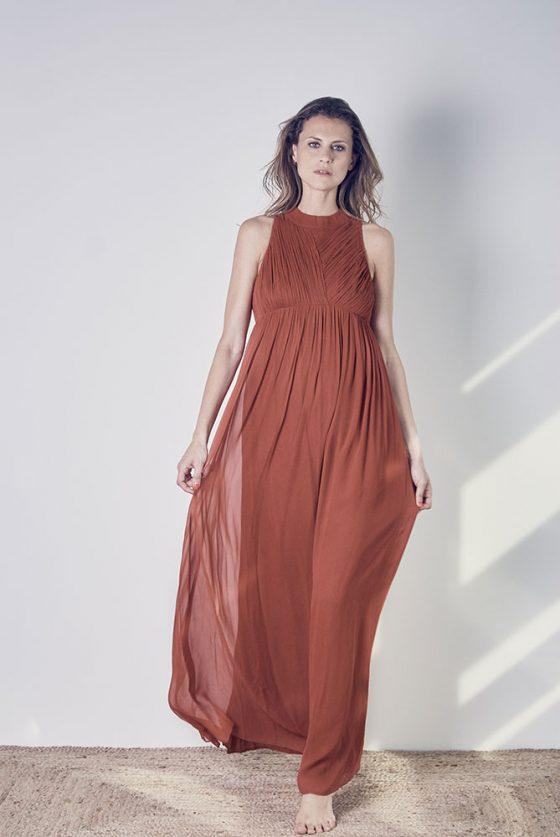 vestido-largo-ocre-shifon-1